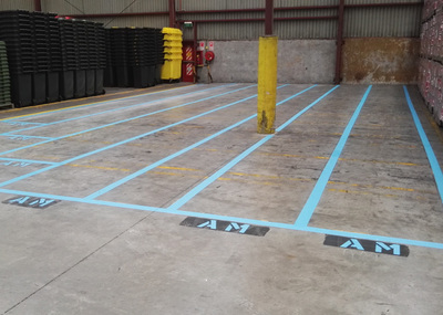 Factory Linemarking